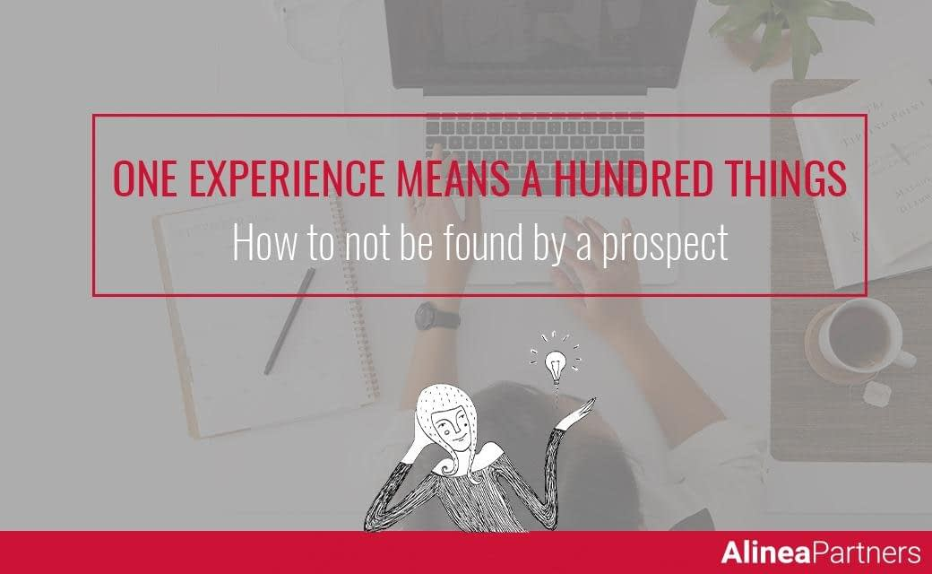 How to not be found by a prospect