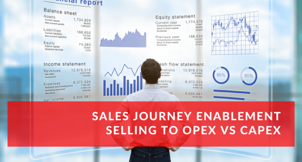 Sales journey enablement -CAPEXOPEX- ALINEA PARTNERS