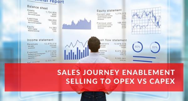 Sales journey enablement -CAPEXOPEX- ALINEA PARTNERS
