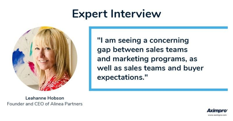 Taking Risks and Transforming Sales Experiences