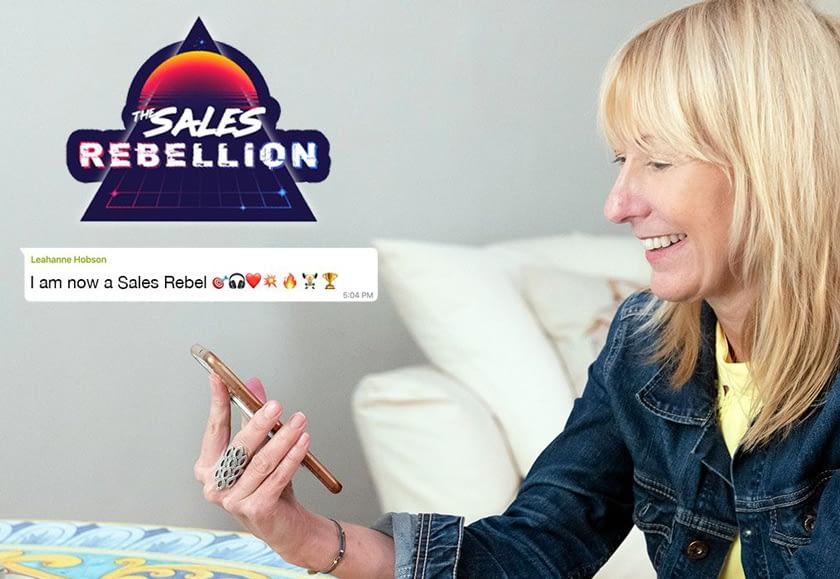Sales Rebellion
